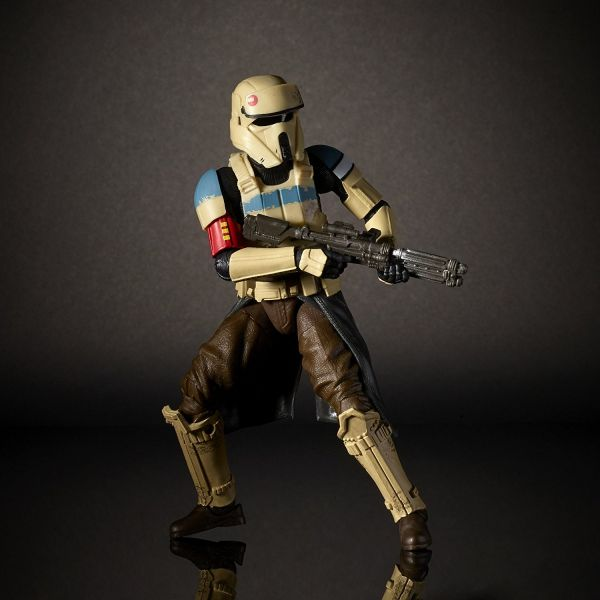 Star Wars The Black Series Scarif Stormtrooper Squadleader Actionfigur