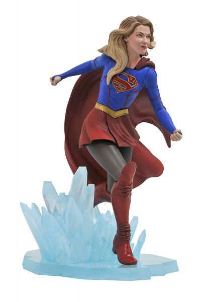 SUPERGIRL CW GALLERY PVC STATUE