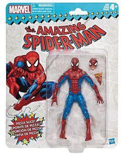 MARVEL SUPER HEROES VINTAGE 15 cm SPIDER-MAN ACTIONFIGUR