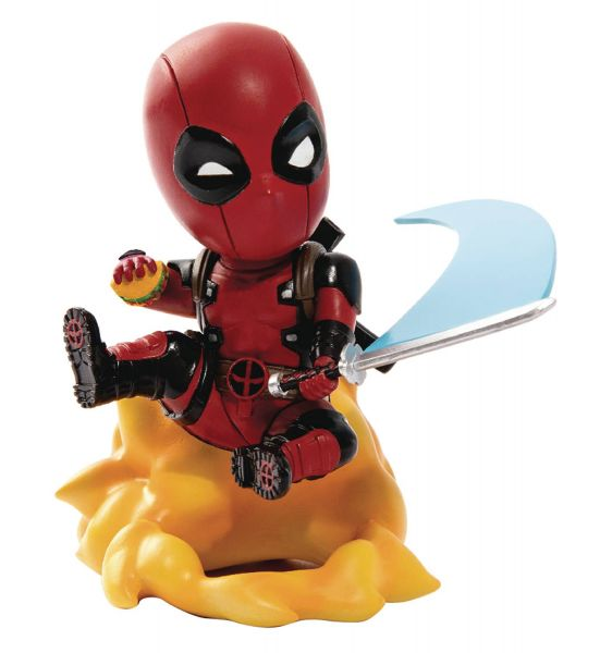 MARVEL COMICS MEA-004 DEADPOOL AMBUSH PX FIGUR