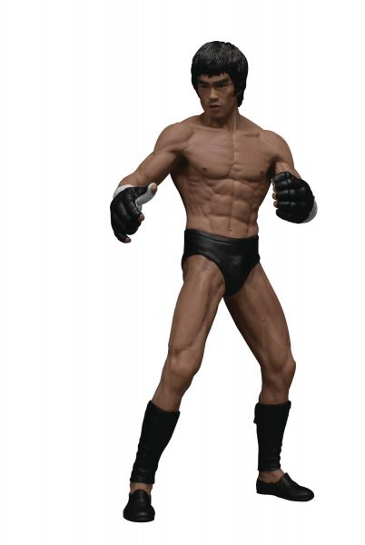 BRUCE LEE 1/12 SCALE PREMIUM FIGUR MARTIAL ARTIST VERSION