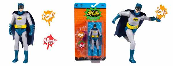 VORBESTELLUNG ! DC Retro Batman 66 Batman 15 cm Actionfigur
