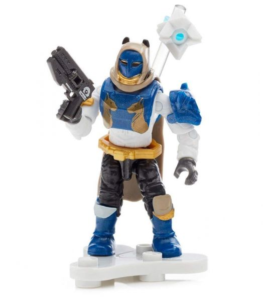 MEGA CONSTRUX DESTINY HEROES LION'S VIGIL HUNTER ACTIONFIGUR