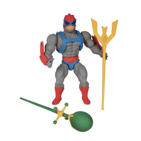 MASTERS OF THE UNIVERSE VINTAGE WAVE 4 STRATOS ACTIONFIGUR