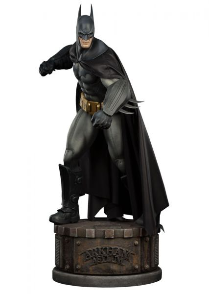 Batman Arkham Asylum Premium Format Figur 1/4 Batman 64 cm