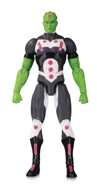 DC ESSENTIALS BRAINIAC ACTIONFIGUR