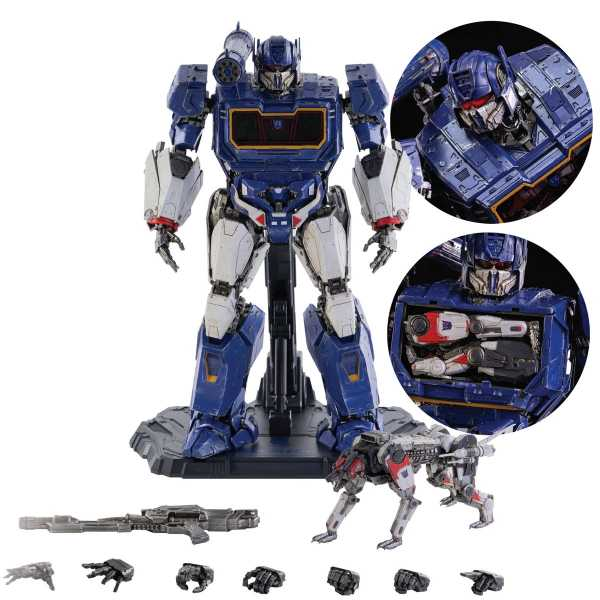 VORBESTELLUNG ! Transformers Bumblebee DELUXE 1/6 Soundwave & Ravage 28 cm Actionfiguren 2-Pack