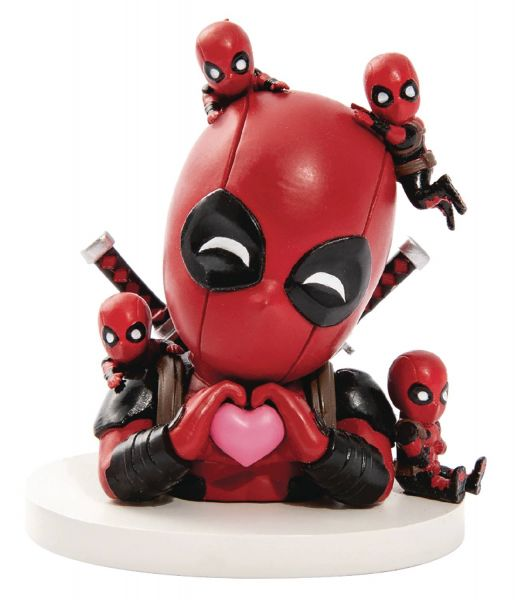 MARVEL COMICS MEA-004 DEADPOOL DAY DREAM PX FIGUR