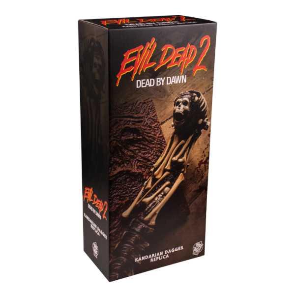 VORBESTELLUNG ! Evil Dead 2 1/1 Kandarian Dagger 63 cm Prop Replik