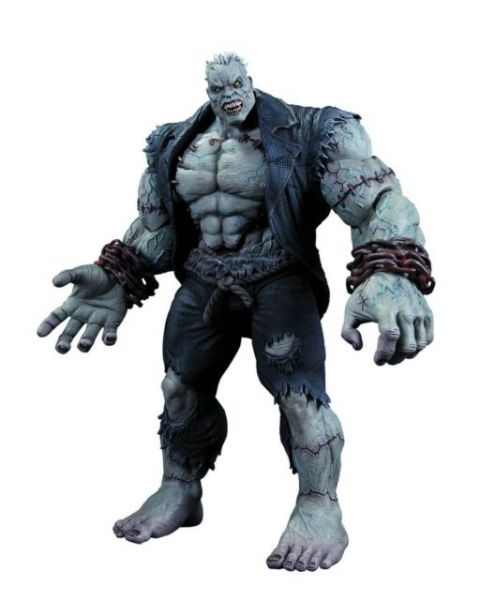 BATMAN ARKHAM CITY SOLOMON GRUNDY DELUXE ACTIONFIGUR