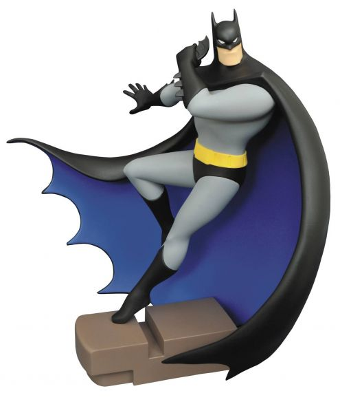 DC GALLERY BATMAN ANIMATED SERIES BATMAN PVC STATUE