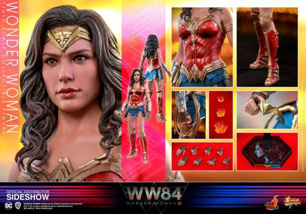 VORBESTELLUNG ! Wonder Woman 1984 Movie Masterpiece 1/6 Wonder Woman 30 cm Actionfigur