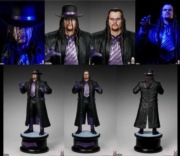 AUF ANFRAGE ! WWE 1/4 The Undertaker Summer Slam '94 66 cm Statue