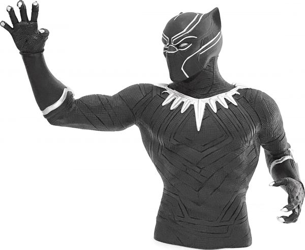 CAPTAIN AMERICA CIVIL WAR BLACK PANTHER SPARDOSE