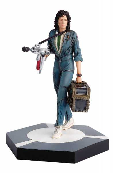 ALIEN PREDATOR FIG COLLECTION #49 WARRANT OFFICER RIPLEY FROM ALIEN