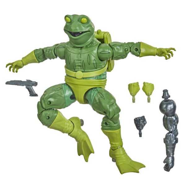 VORBESTELLUNG ! Spider-Man Marvel Legends Frog-Man 6 Inch Actionfigur