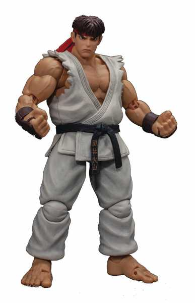 STORM COLLECTIBLES ULTRA STREET FIGHTER II RYU 1/12 ACTIONFIGUR