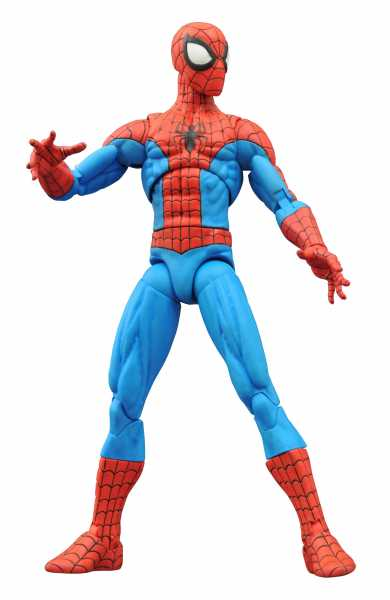 MARVEL SELECT SPECTACULAR SPIDER-MAN ACTIONFIGUR