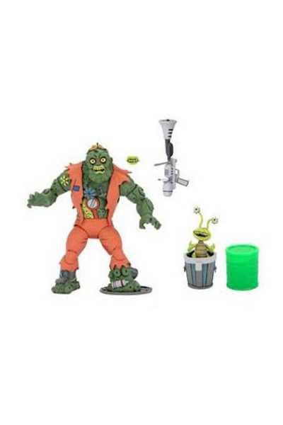 VORBESTELLUNG ! Teenage Mutant Ninja Turtles Ultimate Muckman 18 cm Actionfigur