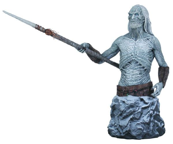 GAME OF THRONES WHITE WALKER BÜSTE