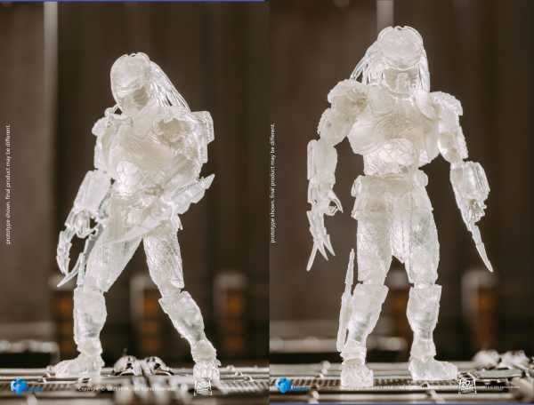 VORBESTELLUNG ! AVP INVISIBLE CHOPPER PREDATOR PX ACTIONFIGUR