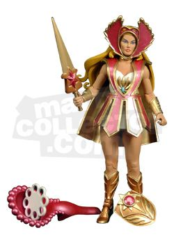 MASTERS OF THE UNIVERSE BUBBLE POWER SHE-RA