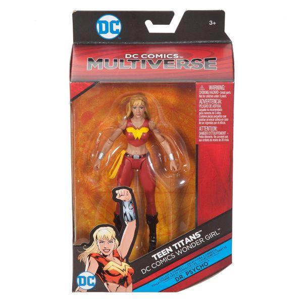 DC MULTIVERSE 15 cm TEEN TITANS WONDER GIRL ACTIONFIGUR
