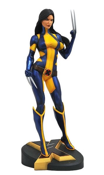MARVEL GALLERY X-23 UNMASKED SDCC EXCLUSIVE PVC STATUE