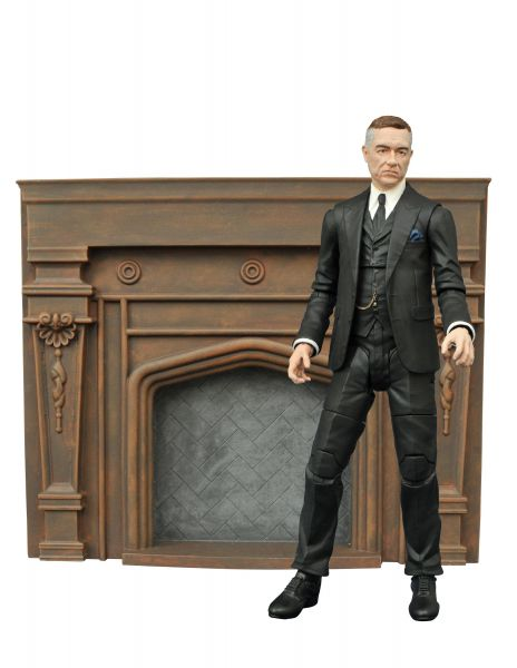 GOTHAM SELECT ALFRED ACTIONFIGUR