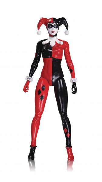 BATMAN ARKHAM KNIGHT HARLEY QUINN II ACTIONFIGUR