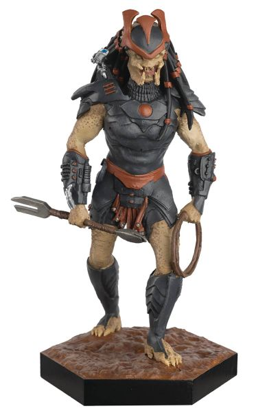 ALIEN PREDATOR FIG COLLECTION #38 KILLER CLAN PREDATOR FROM PREDATOR