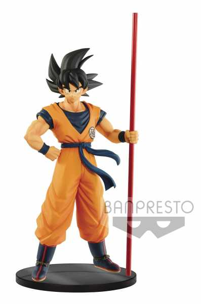 DRAGON BALL SUPER MOVIE SON GOKU 20TH FILM LIMITED FIGUR