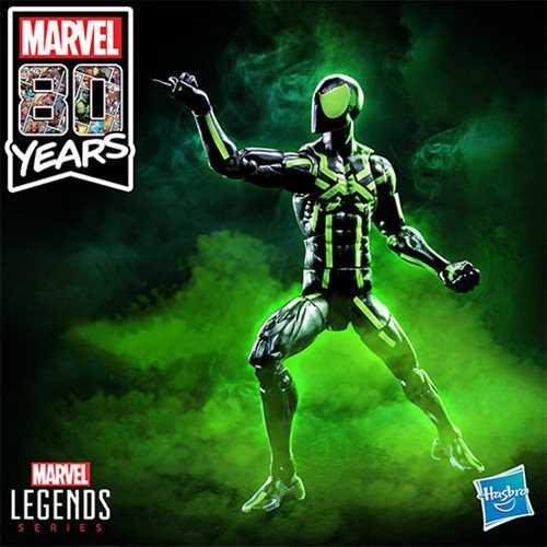 MARVEL LEGENDS 6 INCH BIG TIME SPIDER-MAN ACTIONFIGUR