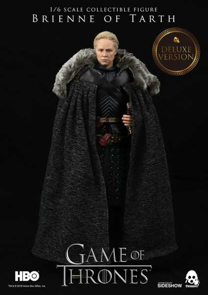 GAME OF THRONES BRIENNE OF TARTH 1/6 SCALE ACTIONFIGUR DELUXE VERSION