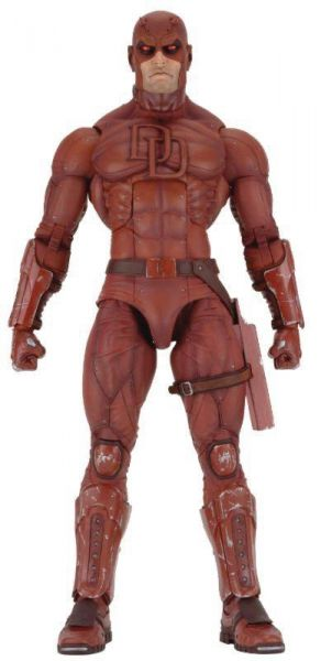 MARVEL HEROES DAREDEVIL 1/4 SCALE ACTIONFIGUR