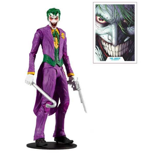 VORBESTELLUNG ! DC Multiverse Wave 3 Modern Comic Joker 7 Inch Actionfigur