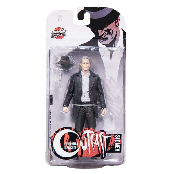 OUTCAST SIDNEY ACTIONFIGUR (COMIC VERSION)