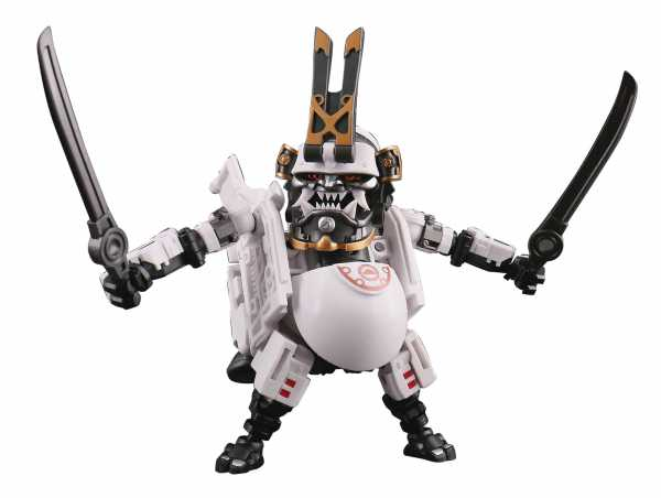 DIRTY MAN TRANSFORMABLE 1/12 SCALE ACTIONFIGUR