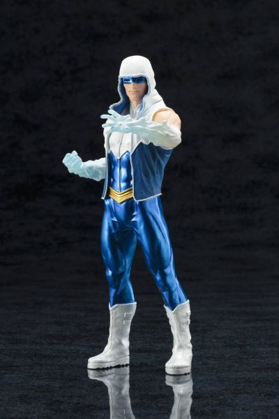 DC COMICS CAPTAIN COLD ARTFX+ STATUE NEW 52 VERSION