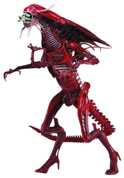 ALIENS GENOCIDE RED QUEEN ULTRA DELUXE ACTIONFIGUR
