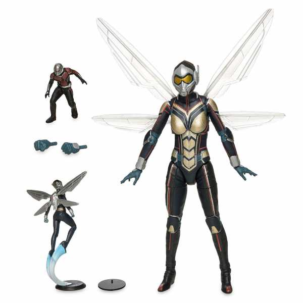 MARVEL SELECT WASP ANT-MAN MOVIE DISNEY EXCLUSIVE ACTIONFIGUR
