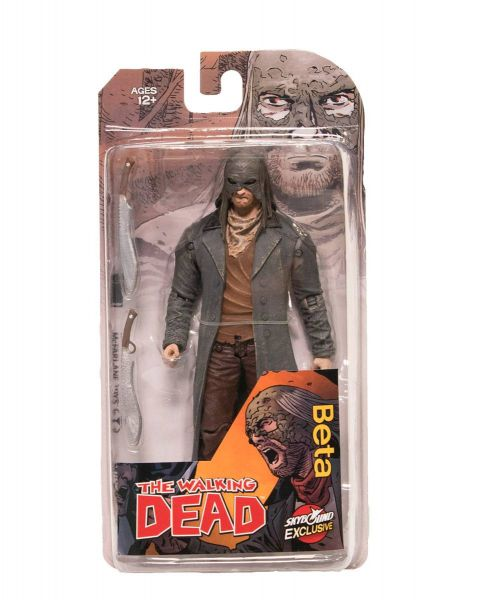 WALKING DEAD BETA ACTIONFIGUR (COLOR)
