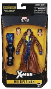 X-MEN LEGENDS 15 cm MULTIPLE MAN ACTIONFIGUR ohne BAF-Teil
