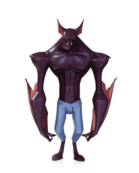 BATMAN ANIMATED MAN BAT ACTIONFIGUR