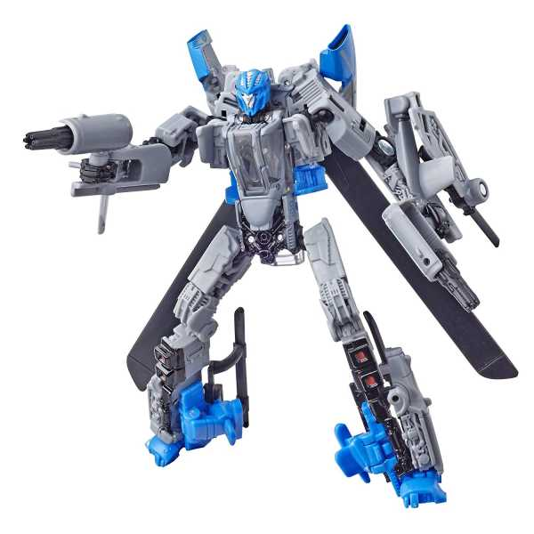 TRANSFORMERS GENERATIONS STUDIO SERIES DELUXE DROPKICK ACTIONFIGUR