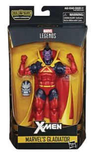 X-MEN LEGENDS 15 cm GLADIATOR ACTIONFIGUR ohne BAF-Teil