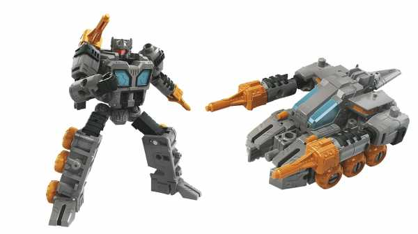 Transformers Generations War for Cybertron Earthrise Deluxe Fasttrack Actionfigur