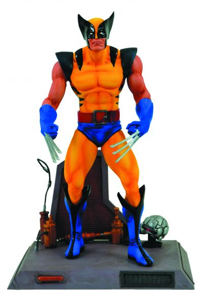MARVEL SELECT WOLVERINE ACTIONFIGUR