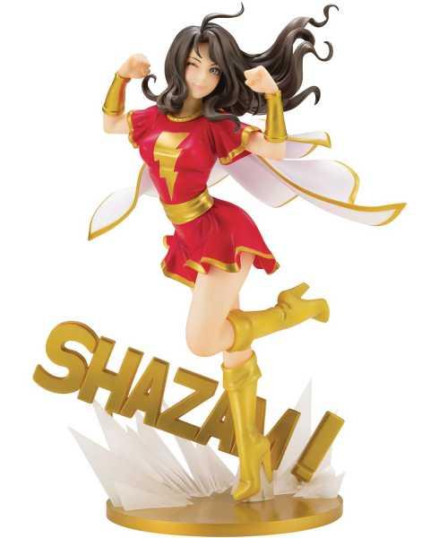 VORBESTELLUNG ! DC COMICS SHAZAM FAMILY MARY BISHOUJO STATUE