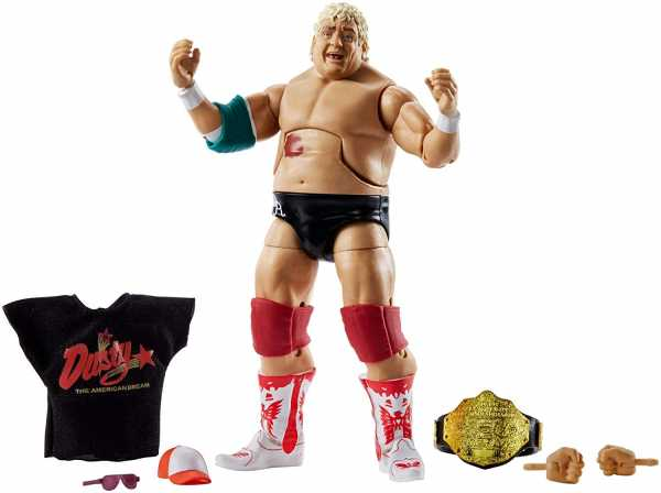 WWE ELITE COLLECTION DUSTY RHODES ACTIONFIGUR